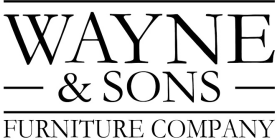 Wayne & Sons Furniture Company Logo
