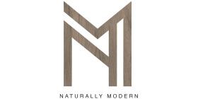 Naturally Modern Logo